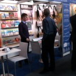 IMIA stand at Frankfurt Book fair