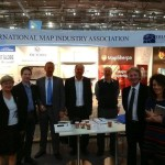 EAME Board members at the IMIA stand at Frankfurt Book Fair