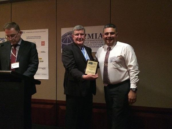 Best Map Related Website – Gold Award Winner
