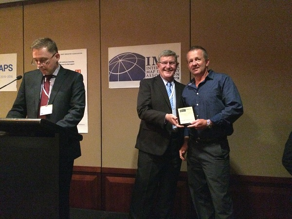 IMIA Asia Pacific Entry into the IMIA Global Map Awards
