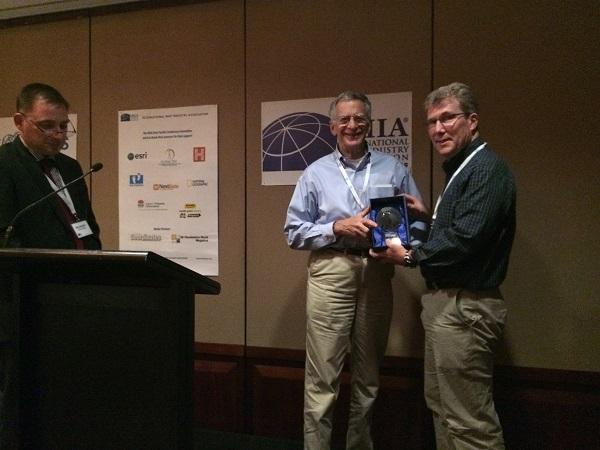 The IMIA Global Award Winner