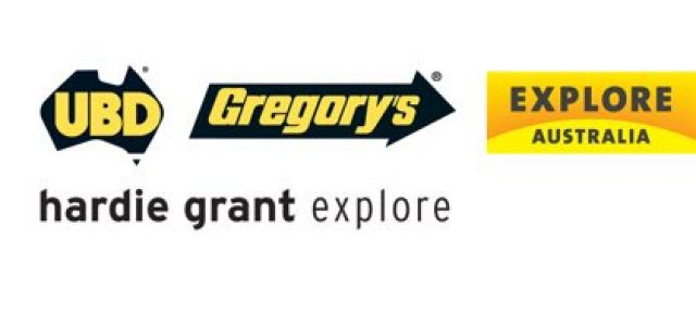UBD/Gregorys/Explore Australia